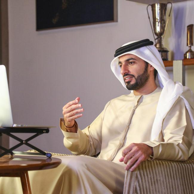 مجلس راشد بن حميد يستضيف حوار علمي هام حول فيروس كورونا بين الوقاية والعلاج