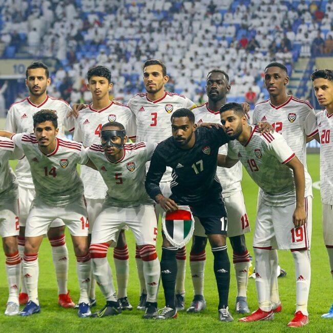 الإمارات تستضيف مباريات المجموعة السابعة للتصفيات المشتركة في يونيو